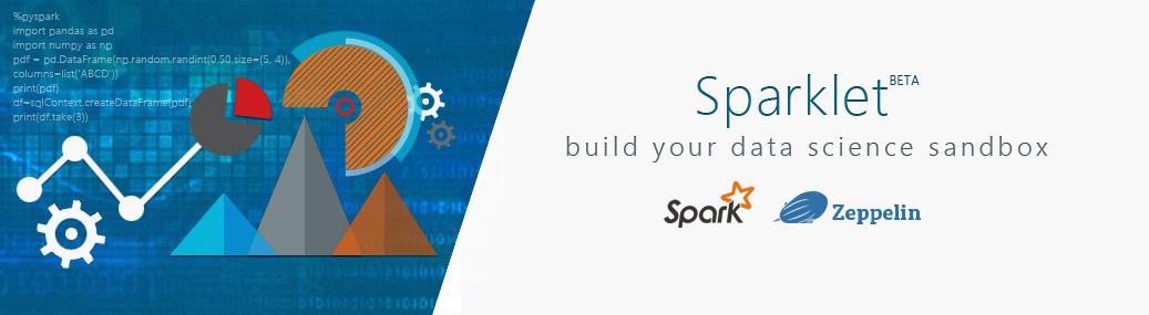 Sparklet - Apache Spark & Zeppelin installer